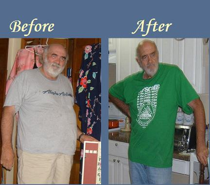Paleo Works for Us! A Venerable 60 + year oldcouple