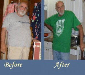 Paleo Before and After