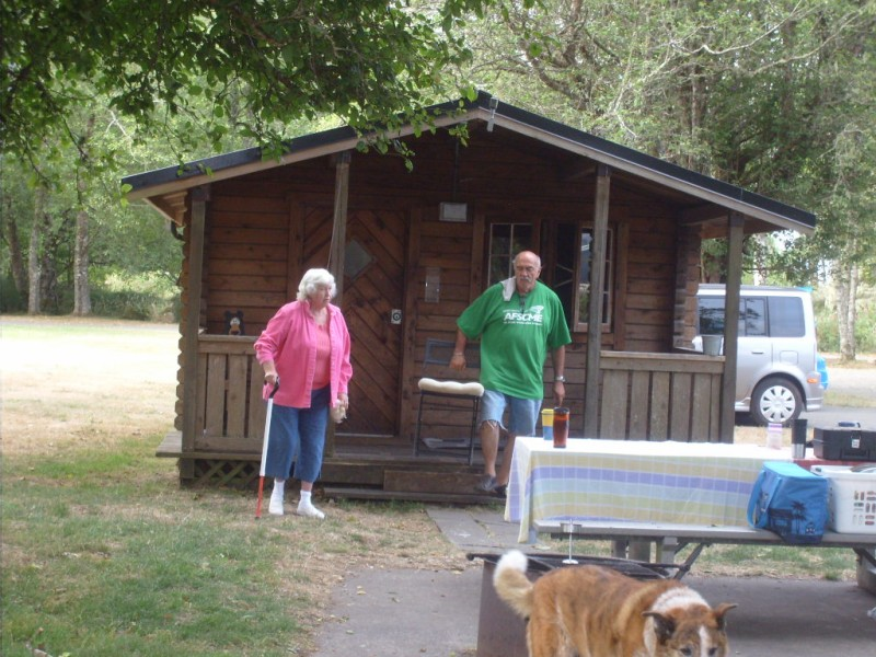 Nice Cabin At Cape Disapointment State Park