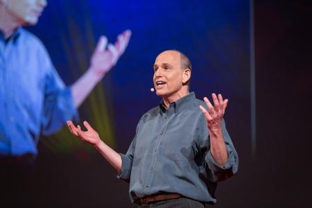 Ethan Nadelmann speaking at TEDGlobal 2014, South, Session 3 - Crossing Borders, October 5-10, 2014, , Copacabana beach, Rio de Janeiro, Brazil. Photo: James Duncan Davidson/TED