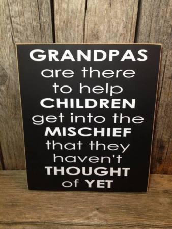 grandpas and grandkids