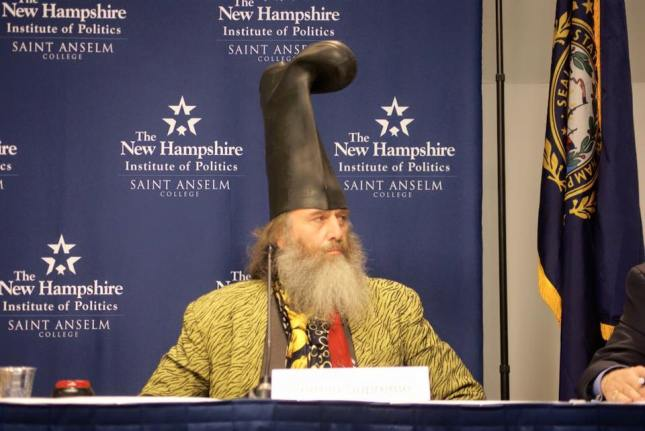 Boot hat candidate