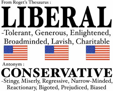liberal-conservative-phony-definitions