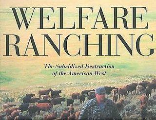 welfare ranching