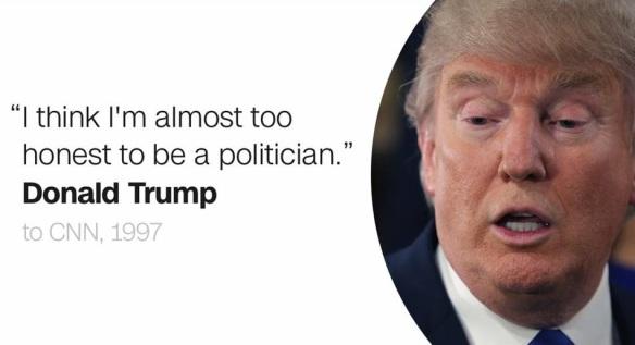 Image result for honest trump