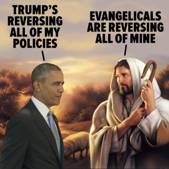 Obama Jesus