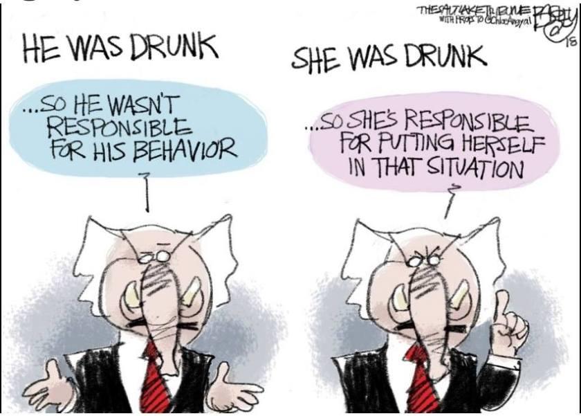He was drunk she was drunk