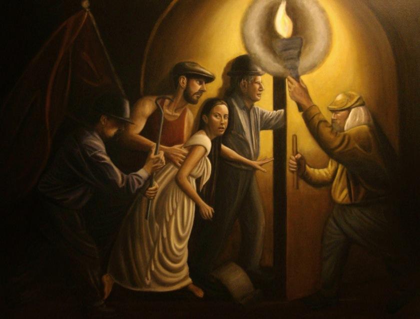 Murder of Hypatia Sanford L. Drob