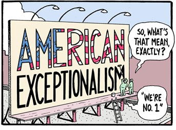 Image result for american exceptionalism