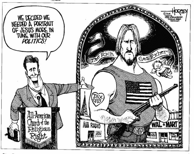 All American Church of the Religious Right