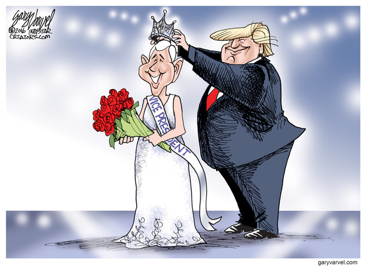 Pence the big deal