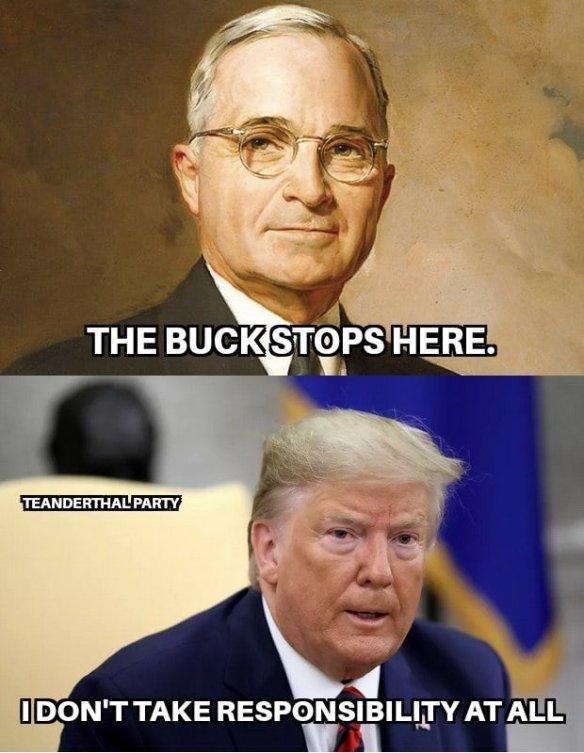 trumps buck
